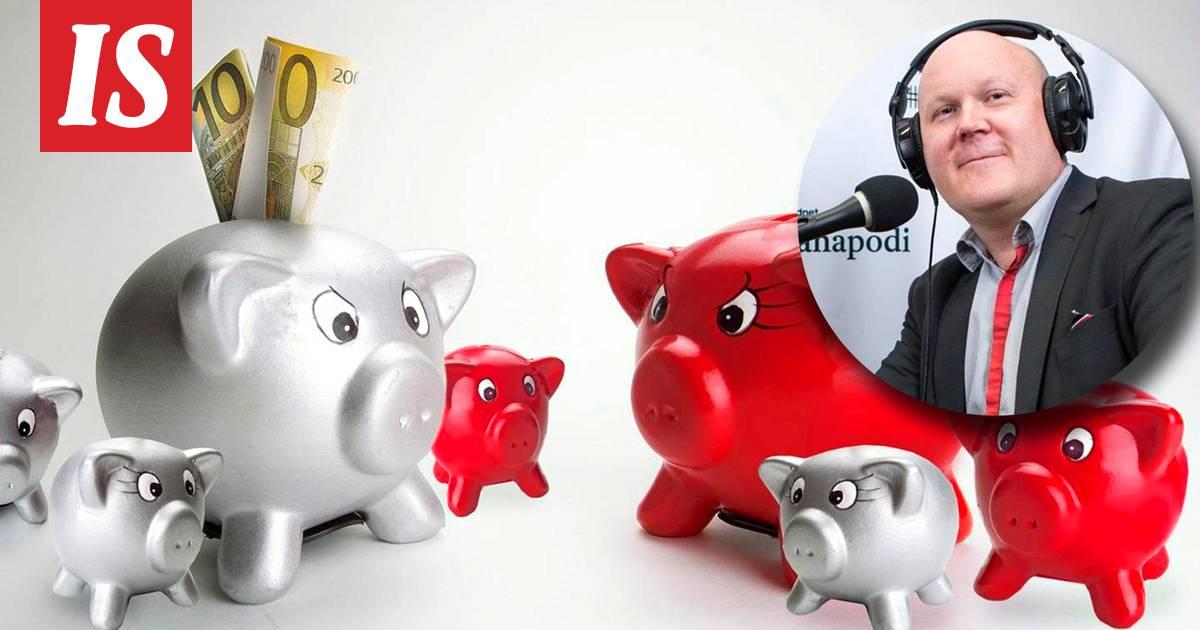 Ensiasunnon Ostaja Säästöt
