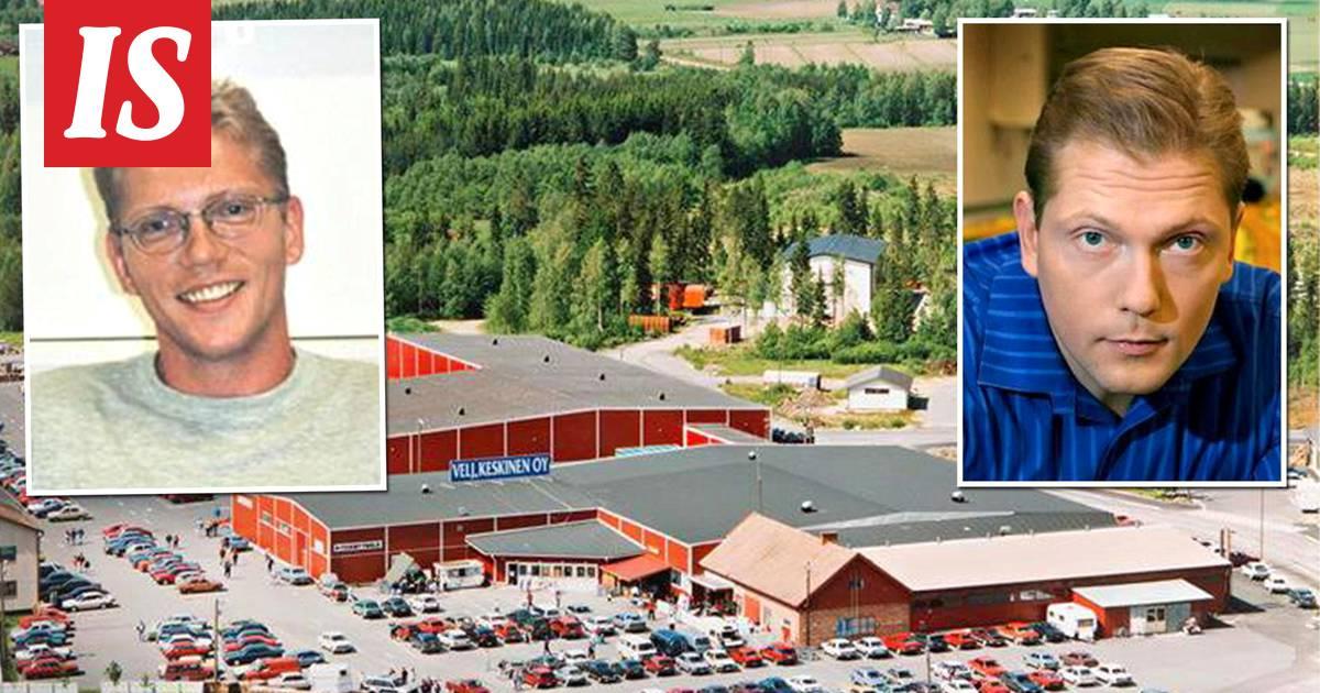 Vesa Keskinen aloitti kauppiasuransa 30 vuotta sitten  isä-Matti pakotti  ostamaan tamponeita – Katso kuvat vuosien varrelta - Viihde - Ilta-Sanomat 8b4a149a4e