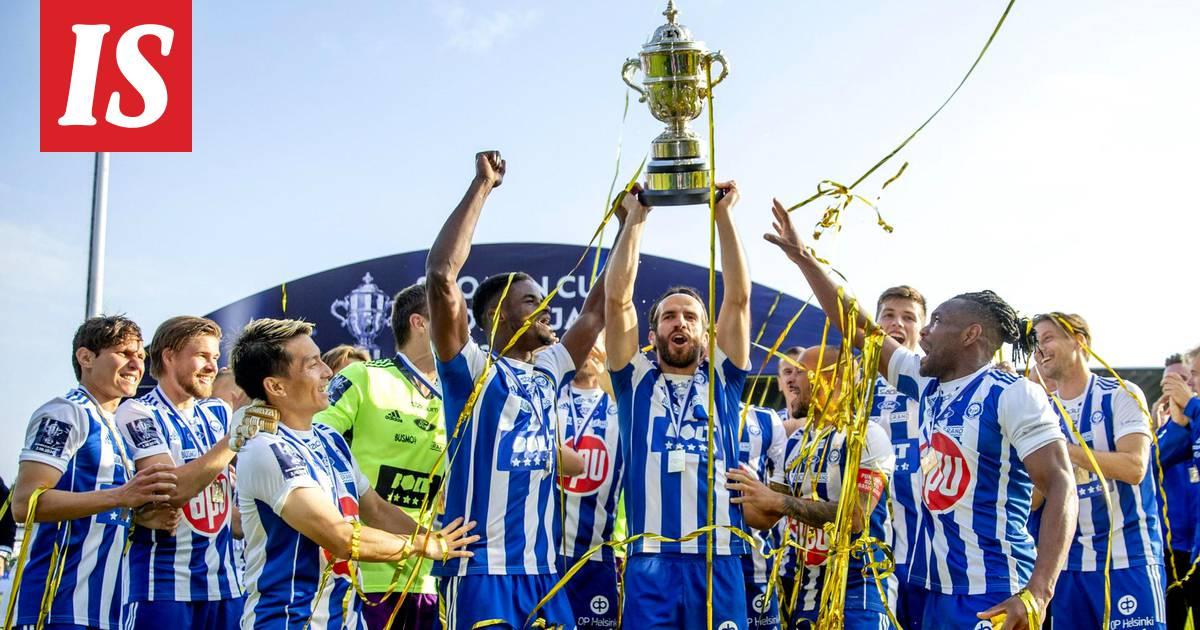 Suomen Cup Jalkapallo