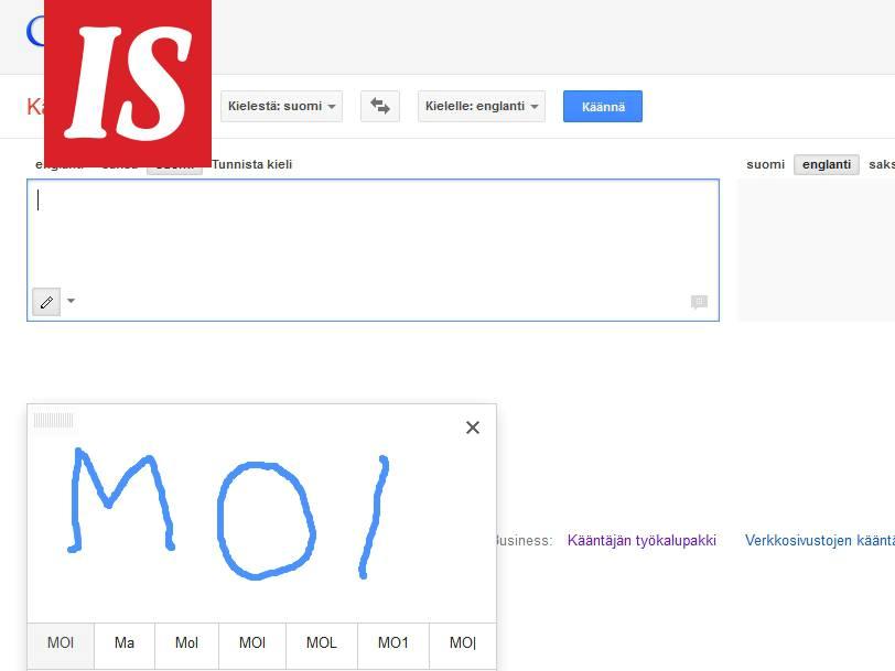 Google Kääntäjä Ei Toimi