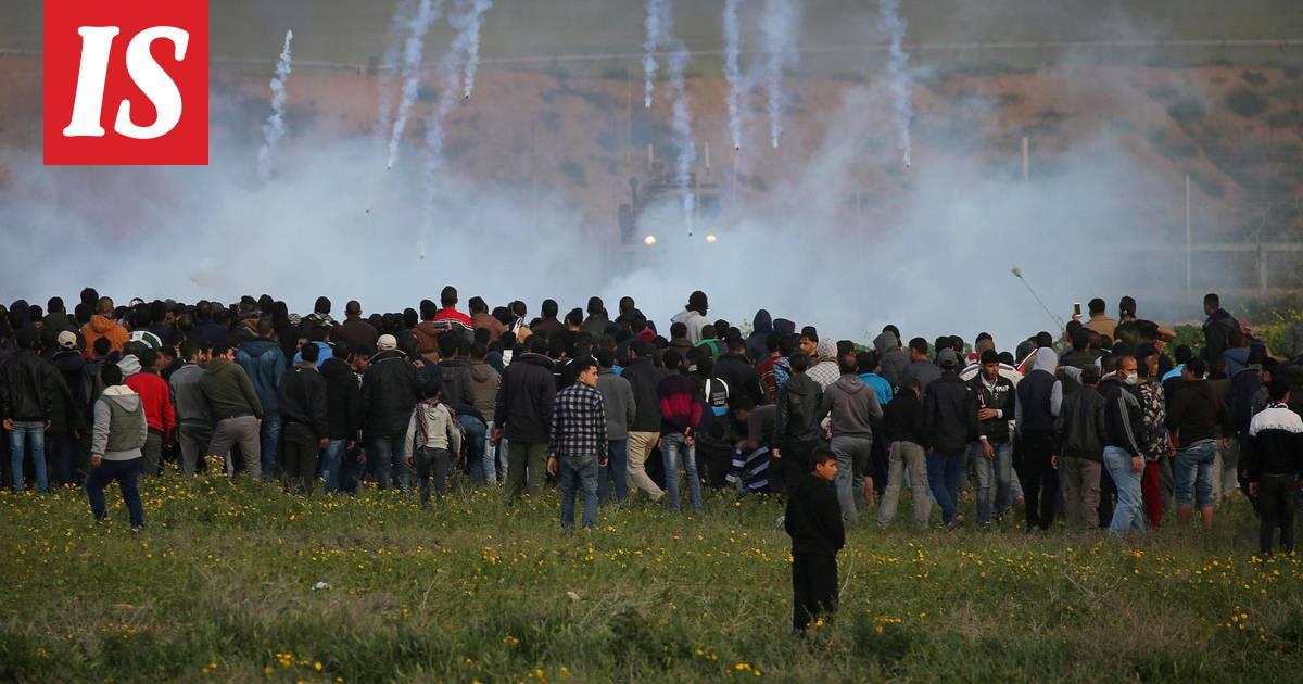 YK: Israelin sotilaat saattoivat syyllistyä sotarikoksiin Gazassa - Ulkomaat - Ilta-Sanomat