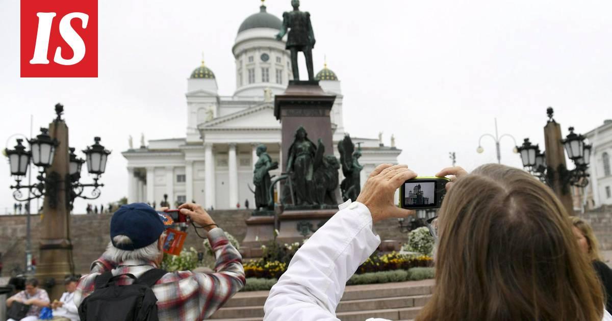 Ulkomaalaiset Suomessa