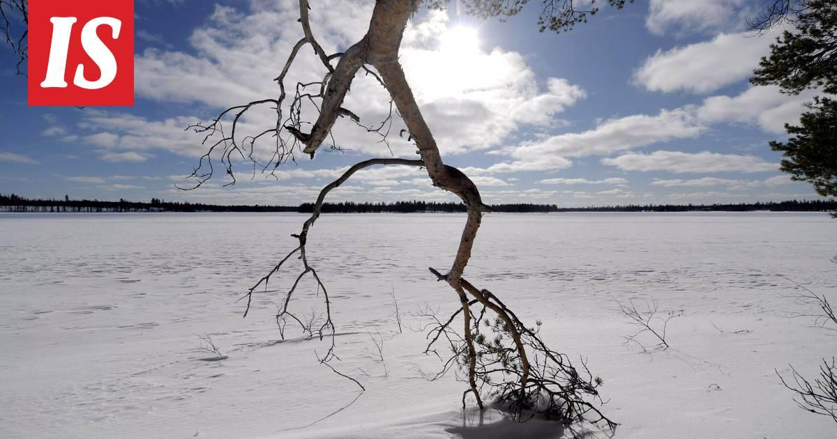 Suomi Lämpöennätys
