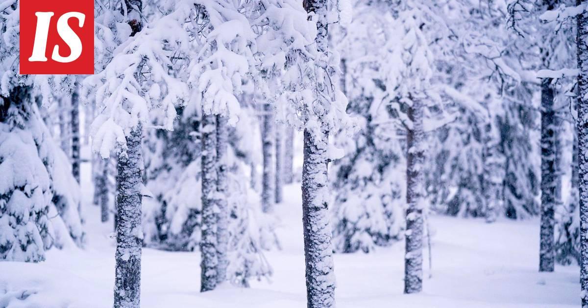 Suomi Pakkasennätys