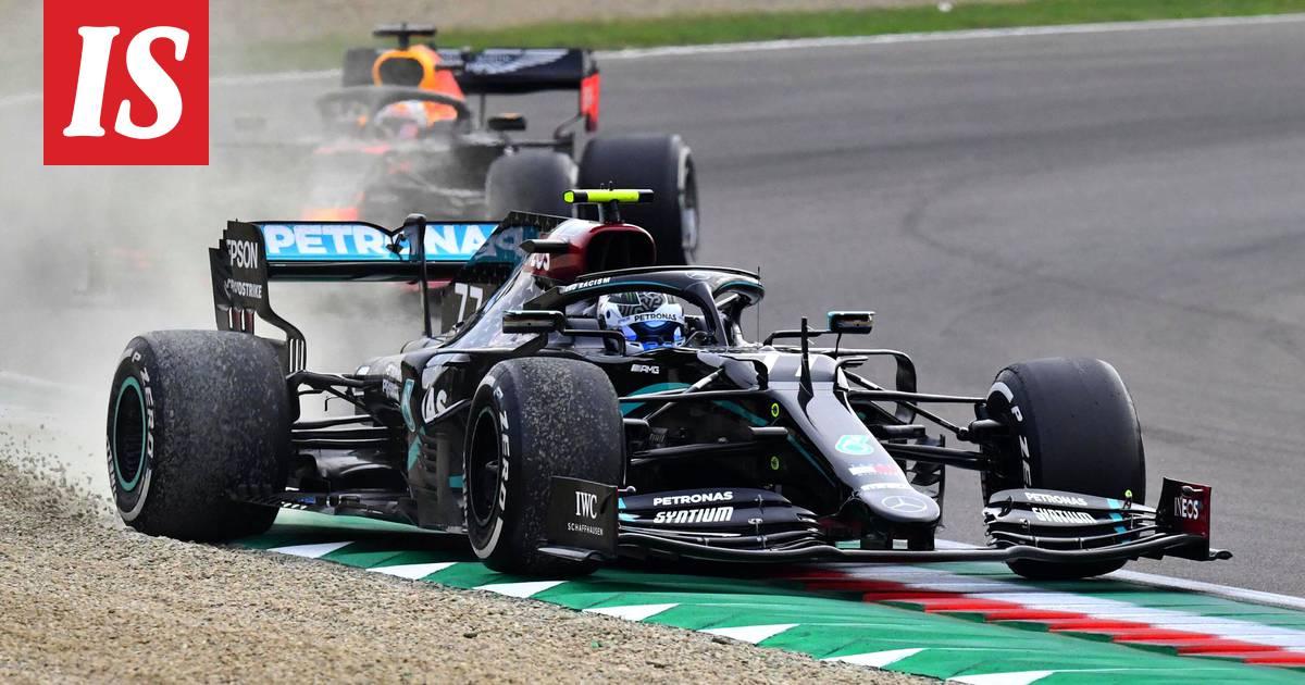 F1 Kilpailukalenteri