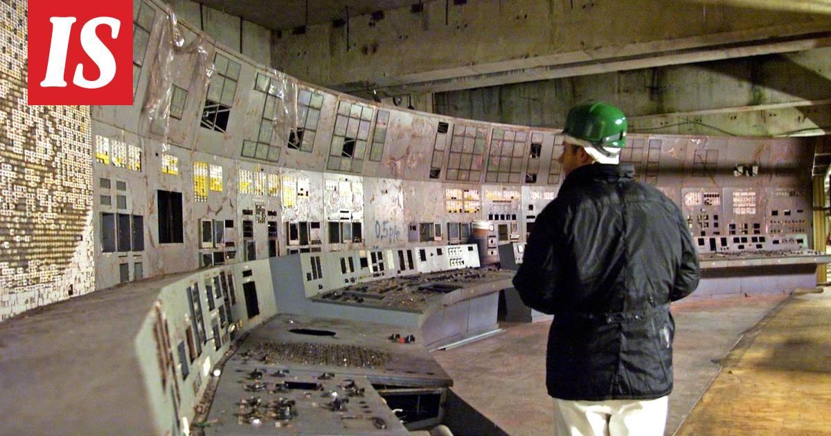 Elefantin Jalka Tsernobyl