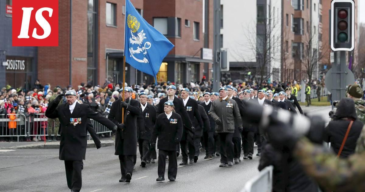 Itsenäisyyspäivän Paraati Tampere