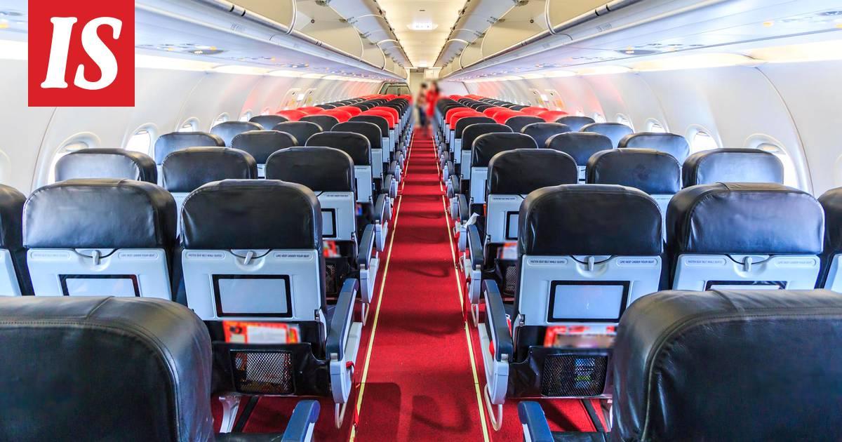 Paras Paikka Lentokoneessa