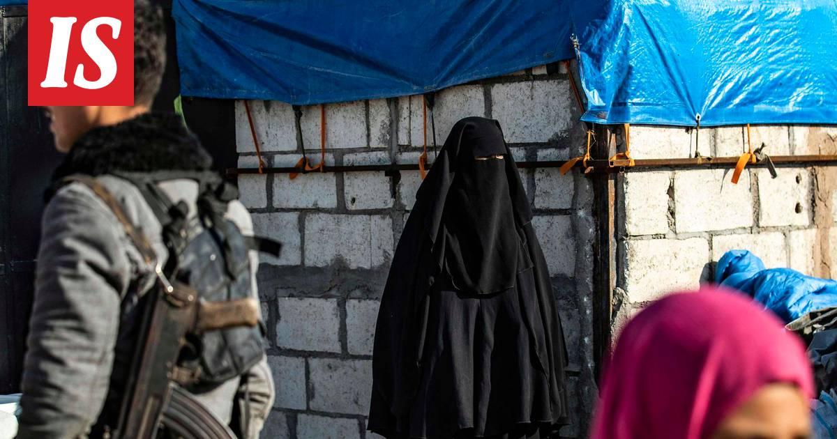 Sisäministeriön muistio: Isis-taistelijoita voi hakeutua Suomeen naisten perässä