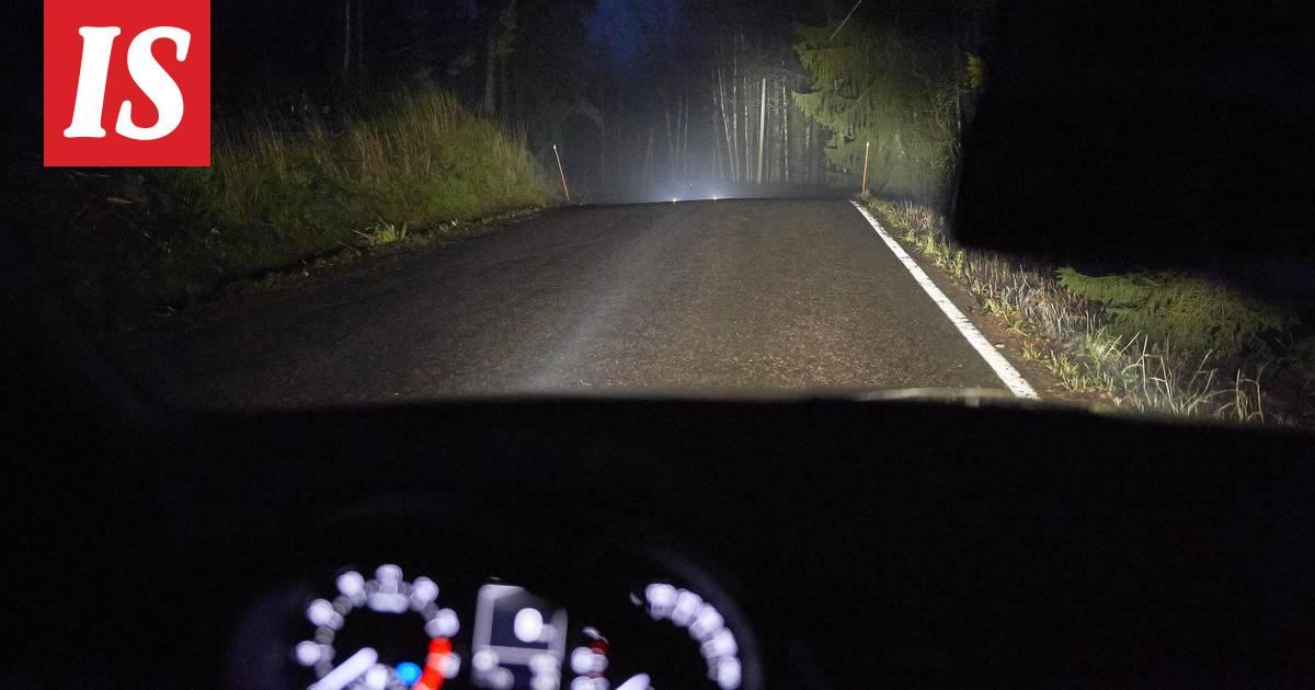 Auton Valojen Suuntaus