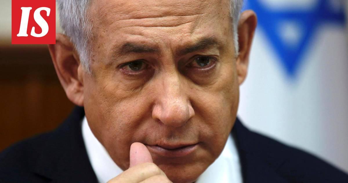 Mediat: Israelin pääministeri Benjamin Netanjahu syytteeseen korruptioepäilyistä - Ulkomaat ...