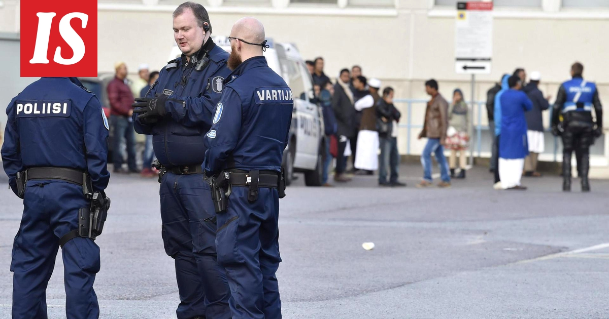 Poliisivartija