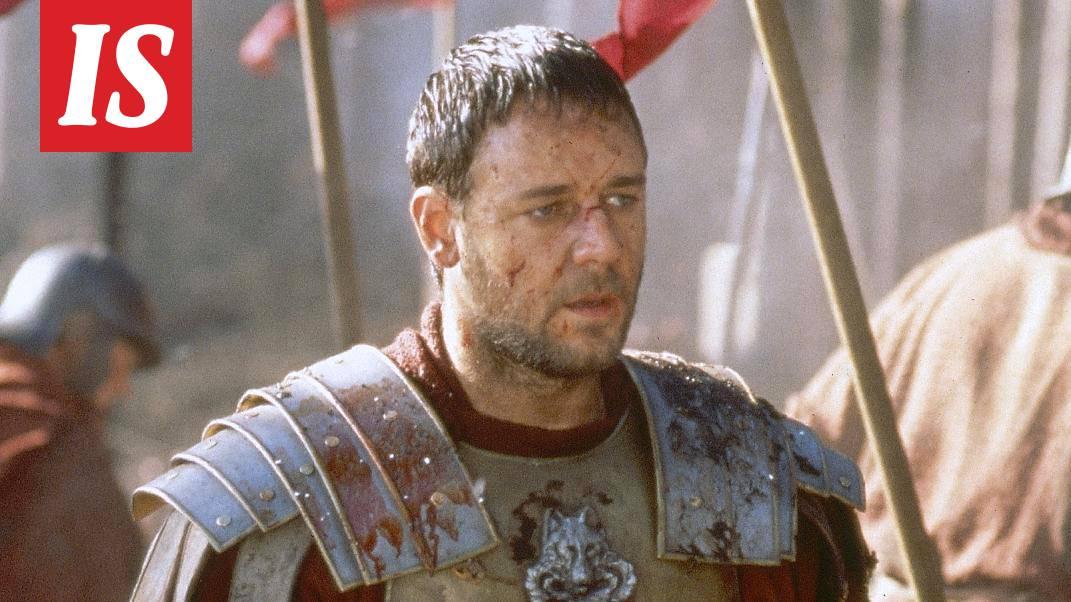 Gladiaattori Elokuva