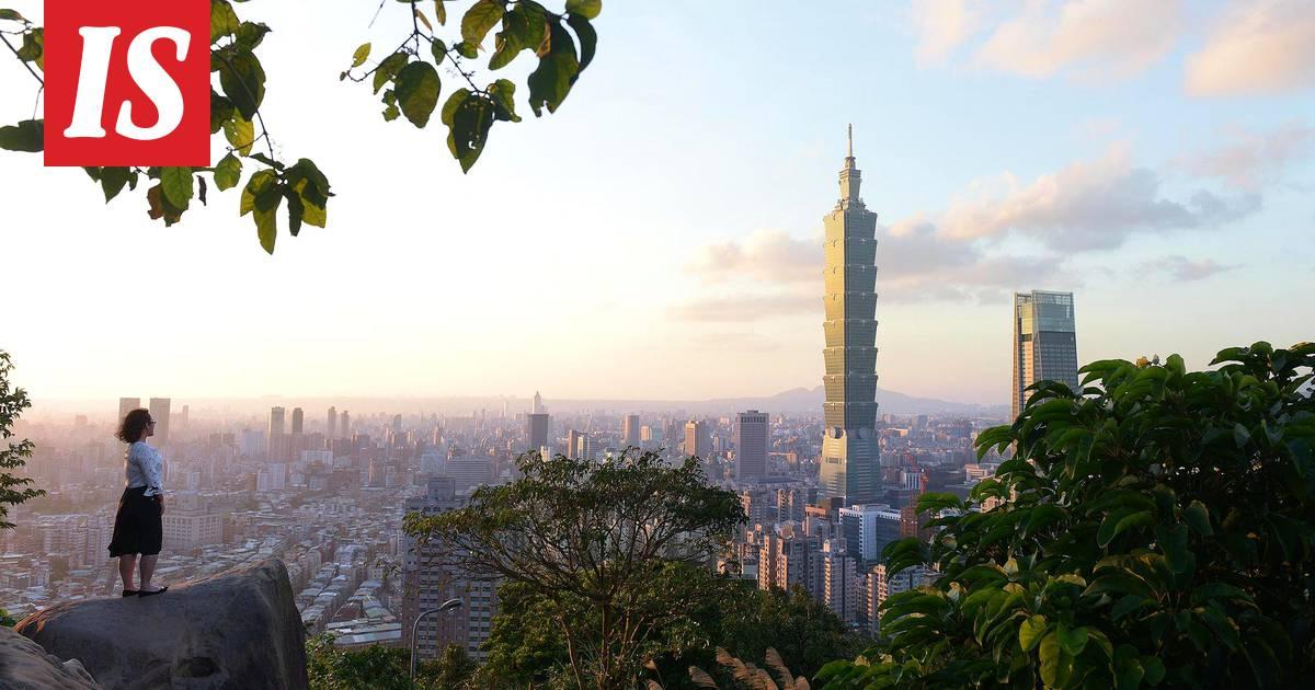Taipei Sää