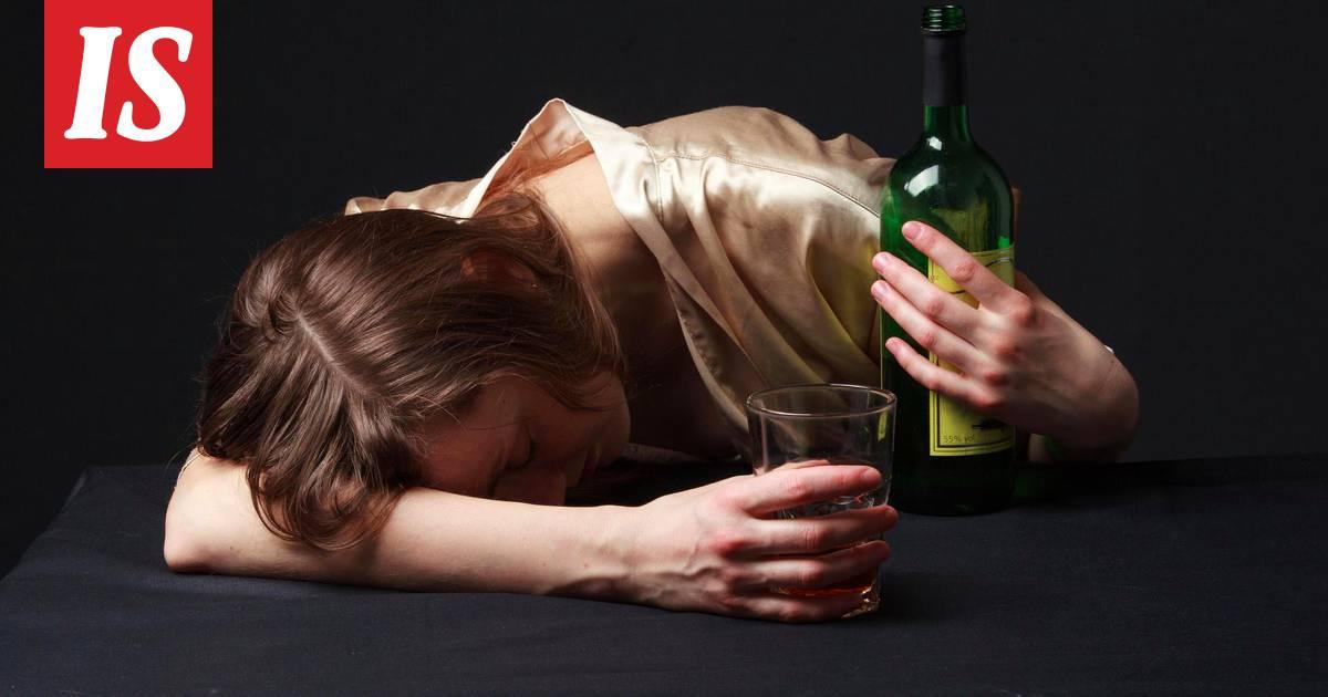 Alkoholin Liikakäyttö