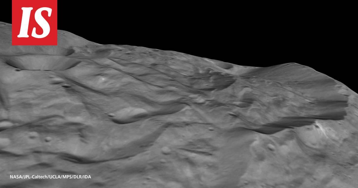 Asteroidi Lähestyy Maata