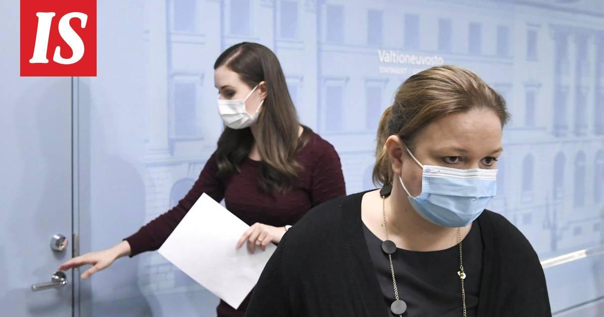 Pääministeri väläytti äärimmäisiä toimia virusmuunnoksen takia  otti...