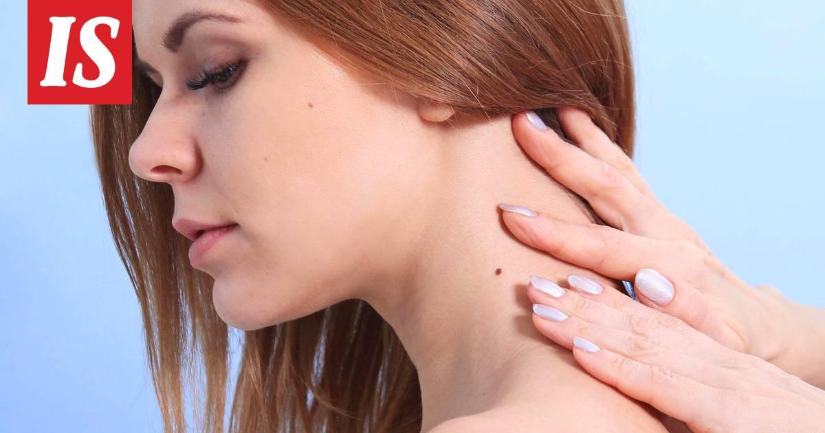 Millainen On Syöpäpatti Kaulalla