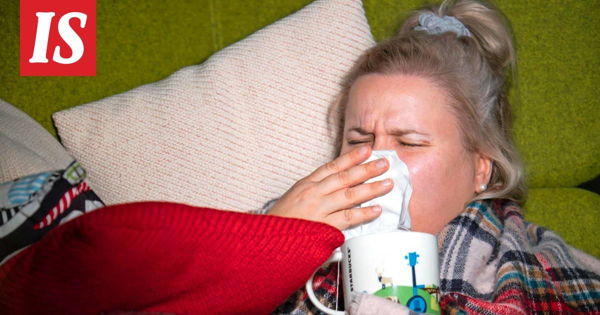 Sitkeä Flunssa