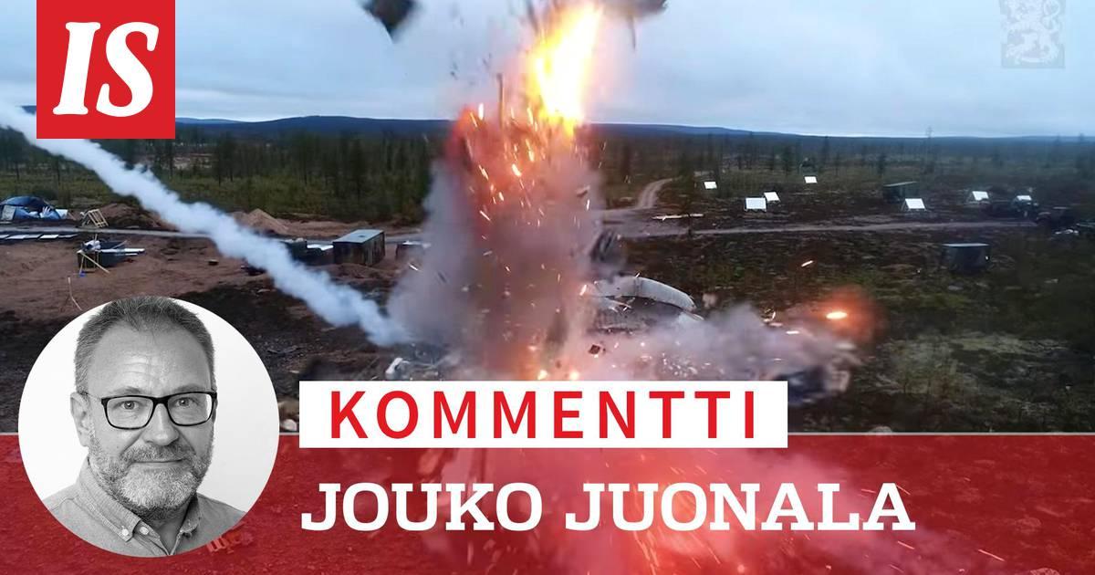 Puolustusvoimien uusi video Rovajärven harjoituksista on poikkeuksellisen...