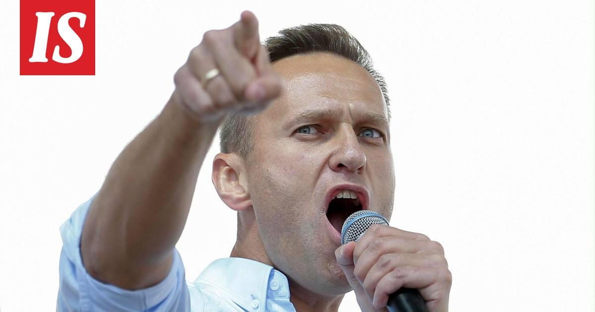 Navalnyi suunnittelee palaavansa Venäjälle jo sunnuntaina  uskoo...