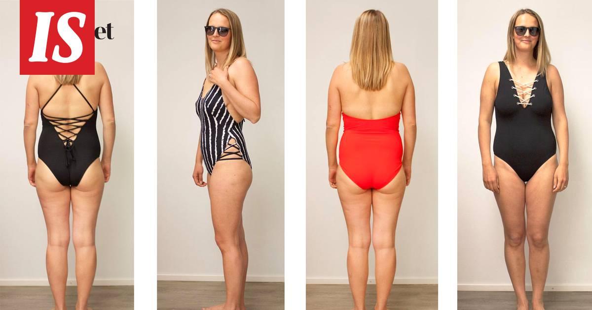 Uusin malli Abecita Musta Uima- & ranta-asut Naisten Bikiniyläosa, jossa kaarituet UO230743 - Alus- & uima-asut