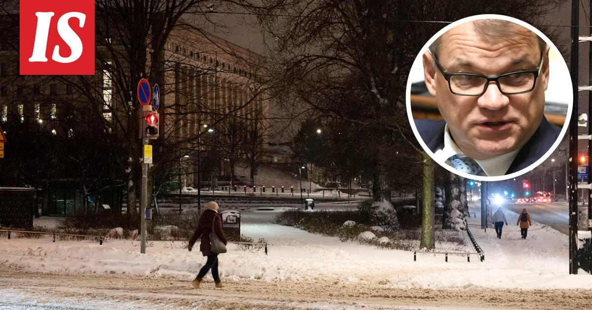 Eduskunta ja poliisi selvittävät, miten Juha Sipilän turvakameravideo...