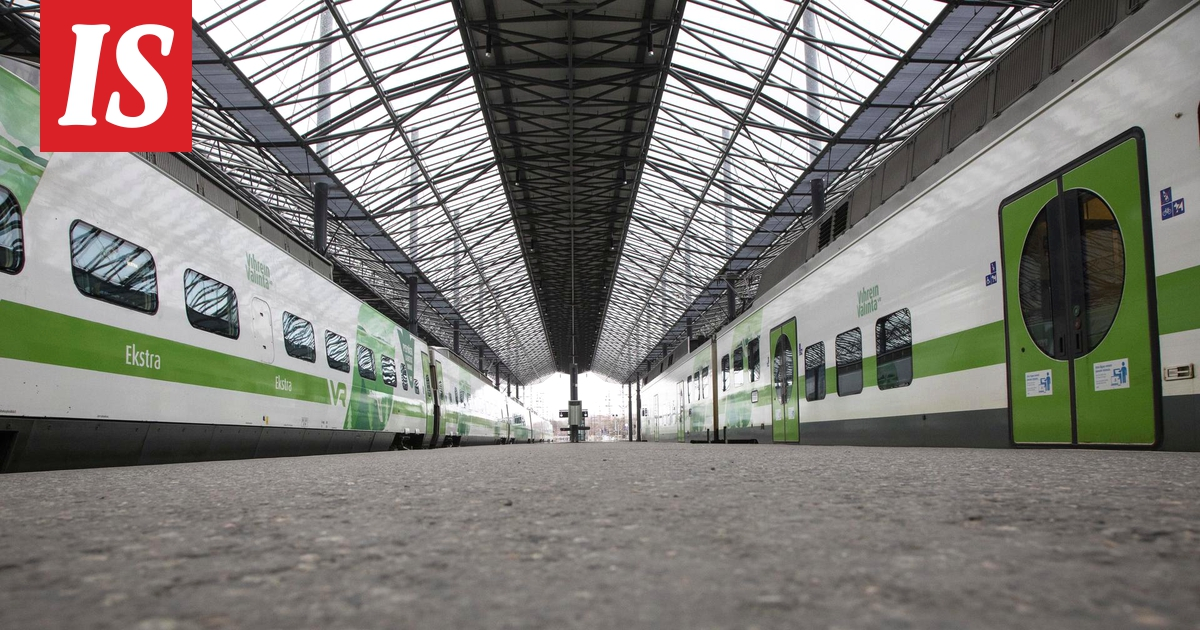 Vr Junaliikenne Häiriöt