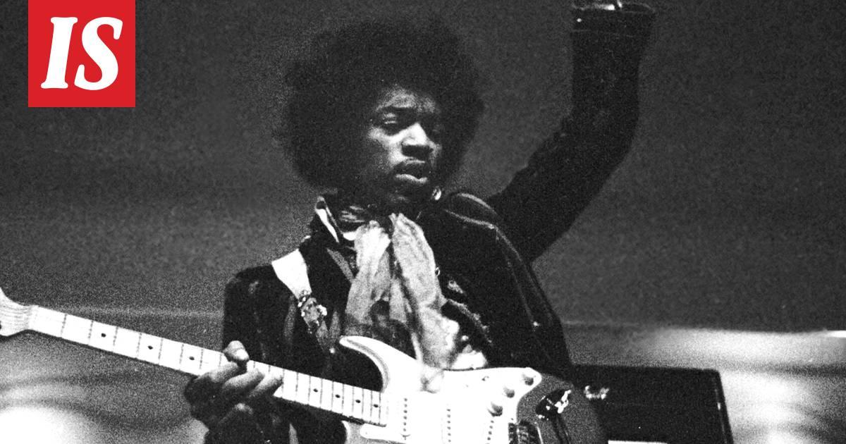 Jimi Hendrix Suomessa