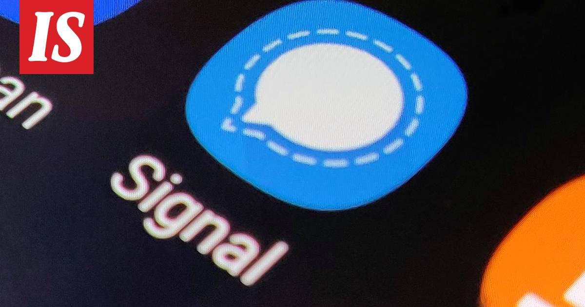 Signal Sovellus