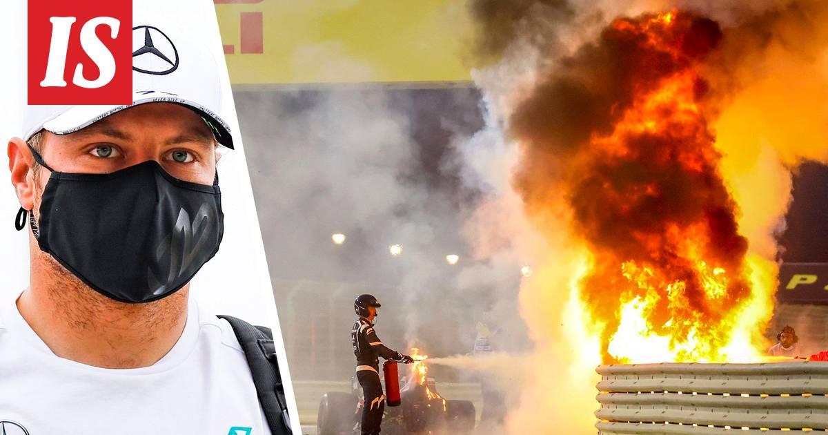 Valtteri Bottas päivitteli F1-kisan kammokolaria  ei olisi...