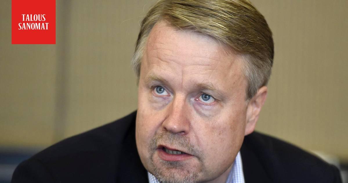 """Matti Apunen jättää Evan – """"Tämä ei voi olla pitkäaikaisparkki"""" - Taloussanomat - Ilta-Sanomat"""