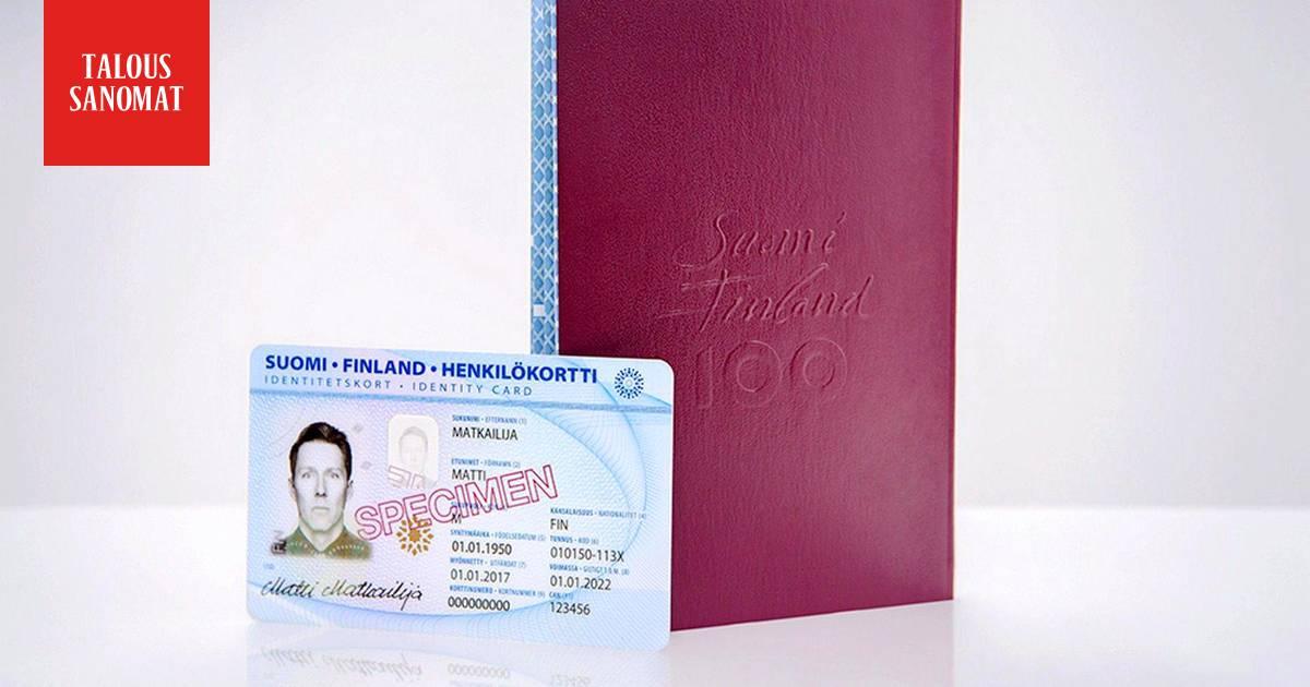 Passi Sähköinen Hakemus