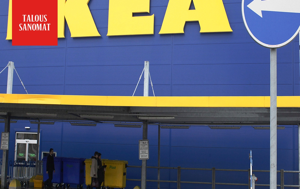 Ikea Liikevaihto