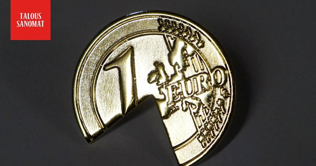 Naisen Euro On 80 Senttiä