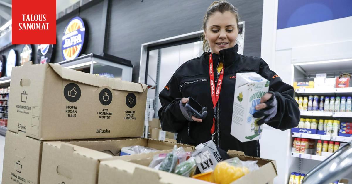 Palvelut testissä  Näin ruokaostokset tulevat kotiovellesi – eroja  kalavalikoimassa ja toimitusmaksuissa - Taloussanomat - Ilta-Sanomat cd5d3cb382