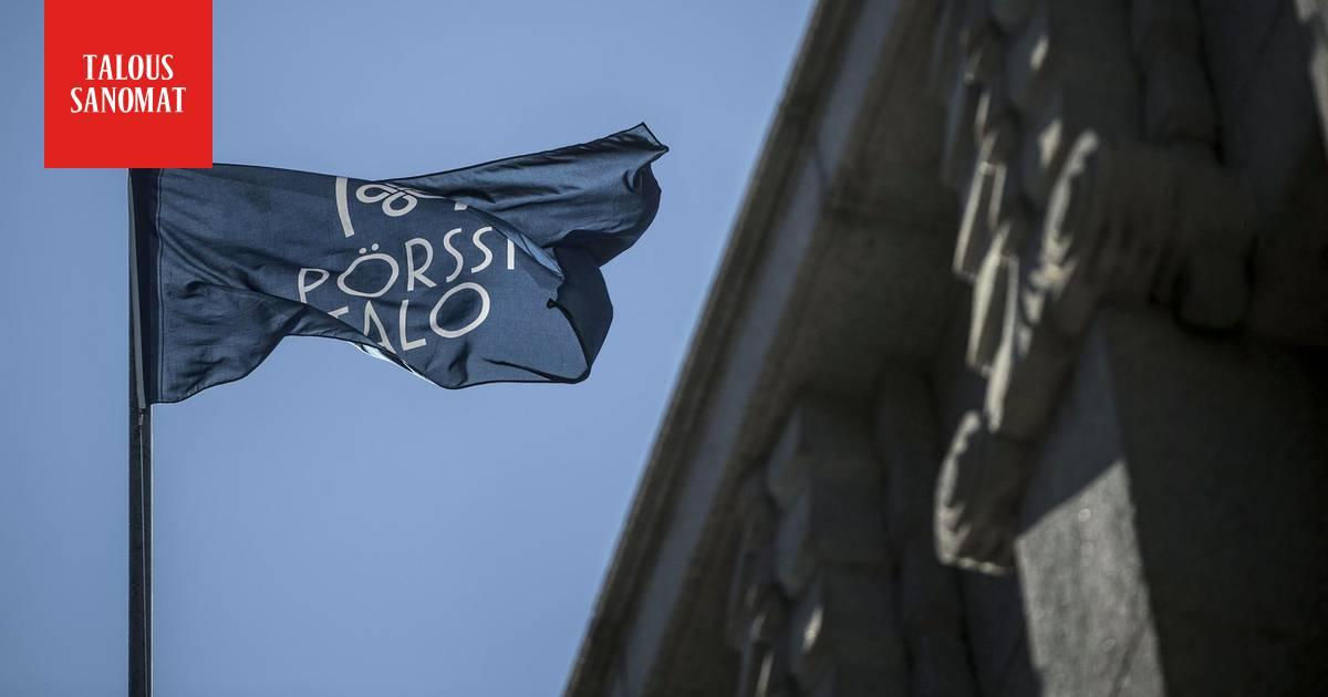 Helsingin pörssi avasi pirteästi – Raisio laskussa - Pörssiuutiset - Ilta-Sanomat