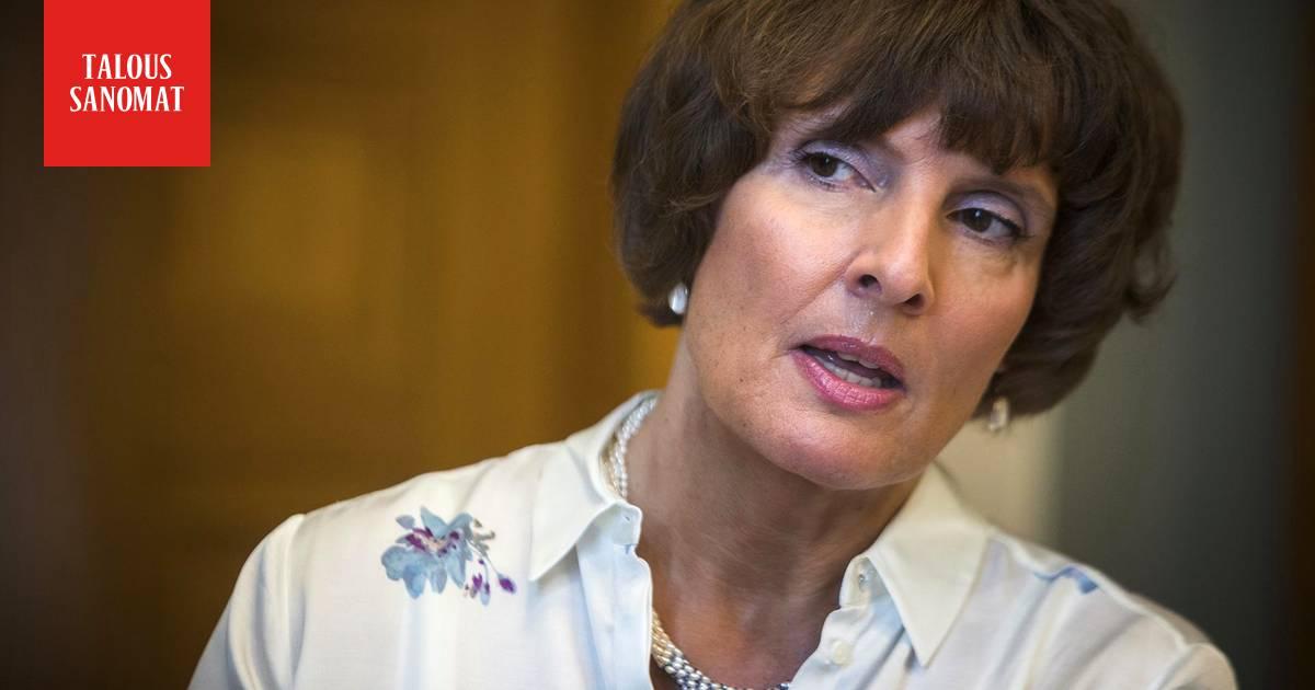 Anne Berner: Kritisoi suomalaista politiikkaa ja Marinin kaksoisroolia