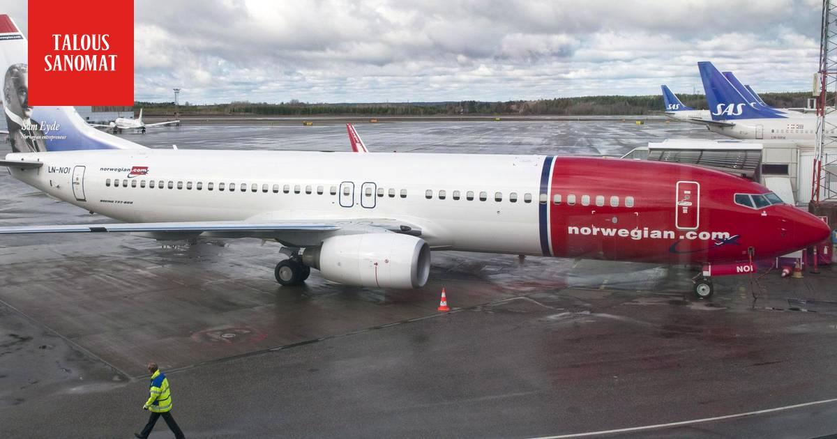 Norwegian odottaa korvauksia Boeingilta – Hongkong kielsi lennot - Taloussanomat - Ilta-Sanomat