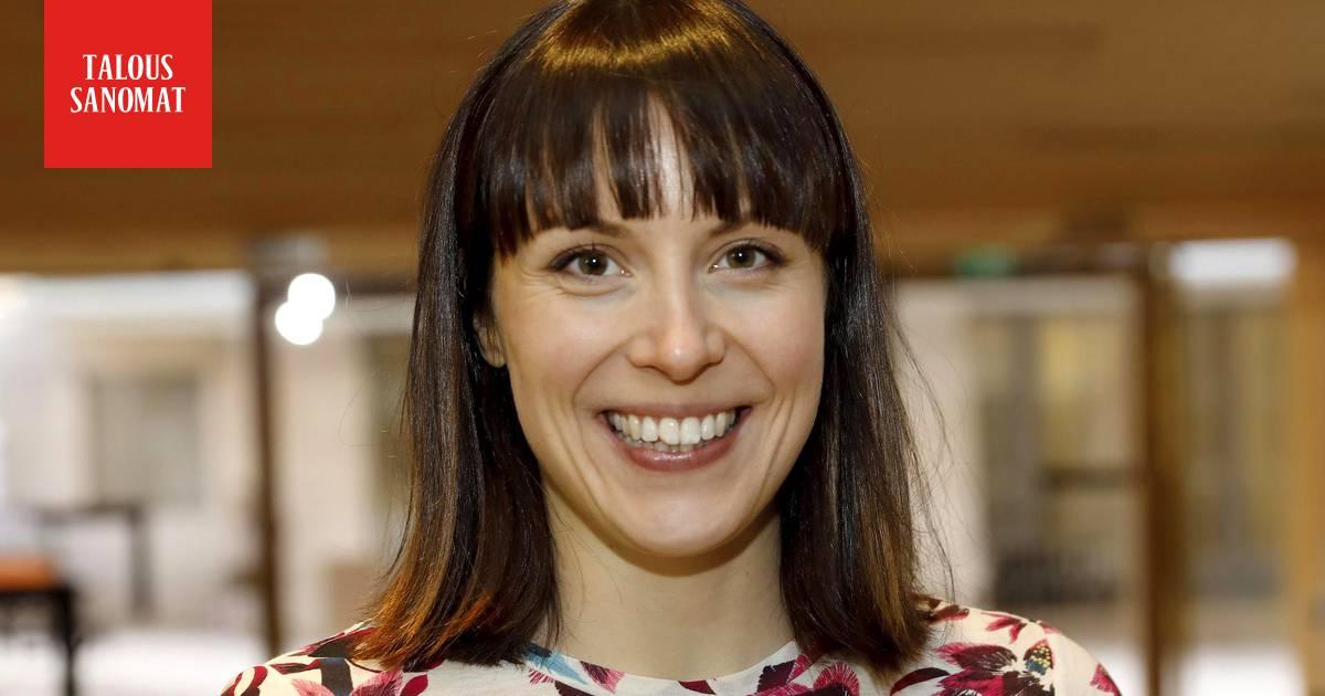 Katri Saarikivi Cv