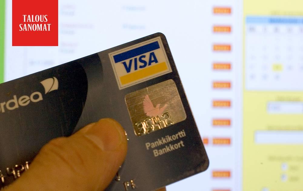 Tee pankkikortillesi näin - saatat pelastaa rahasi!