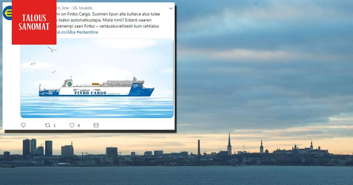 Eckerö Line Yhteystiedot