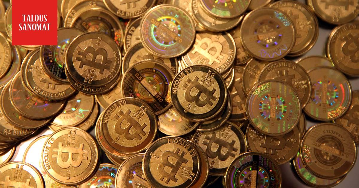 bitcoin rahastot